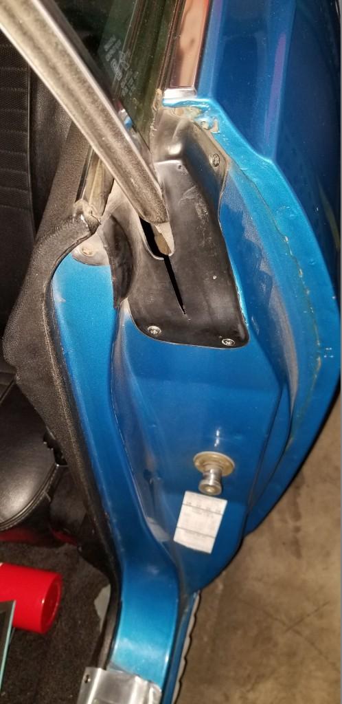 overspray paint work original paint evidence