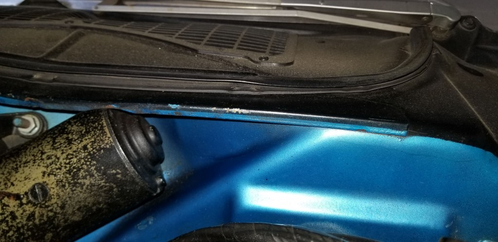 factory original over spray paint classic cars