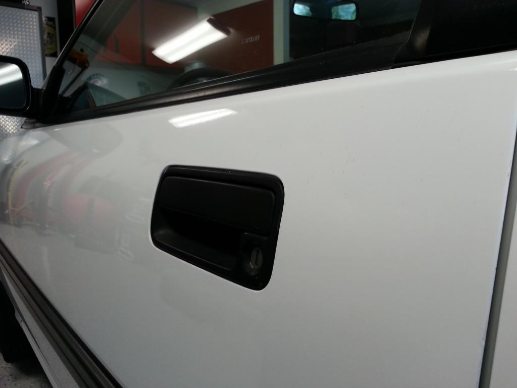 automotive paint inspection classic collector cars