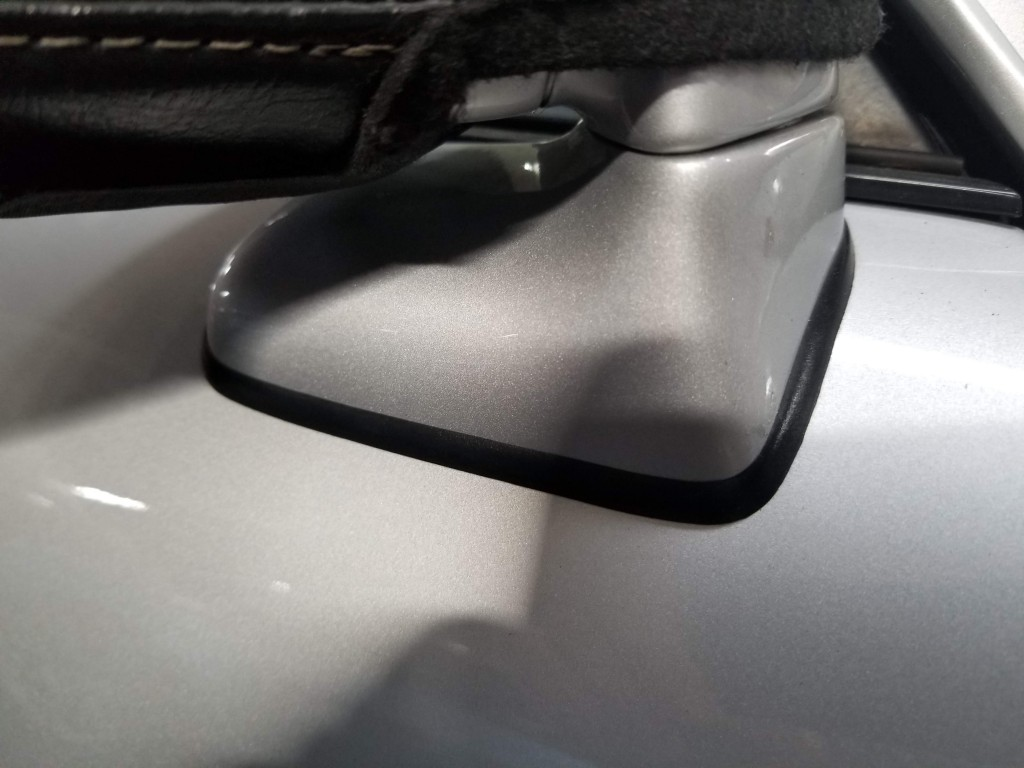 how to spot a repainted finish classic car