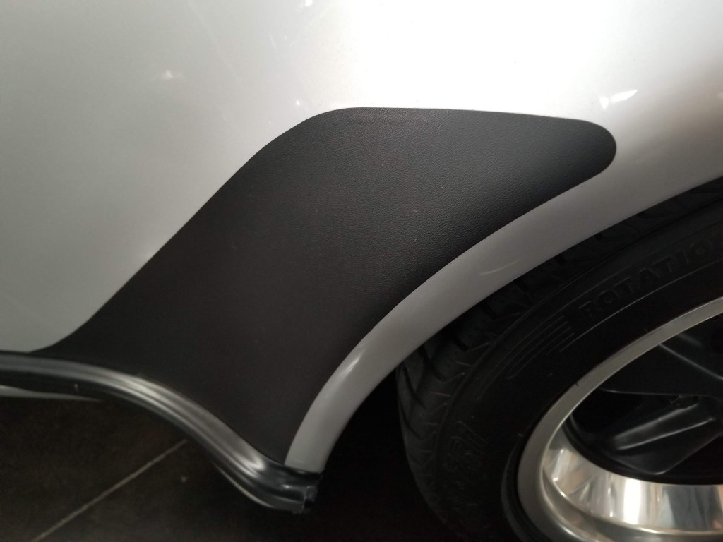 automotive paint defects respray original