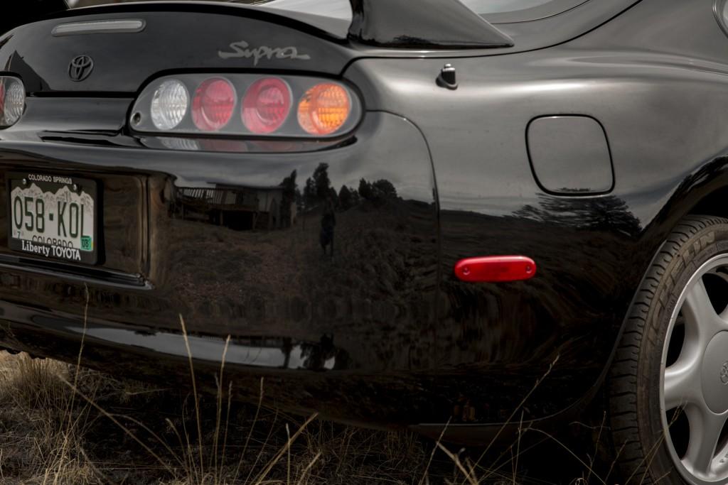 supra black color match bumpers