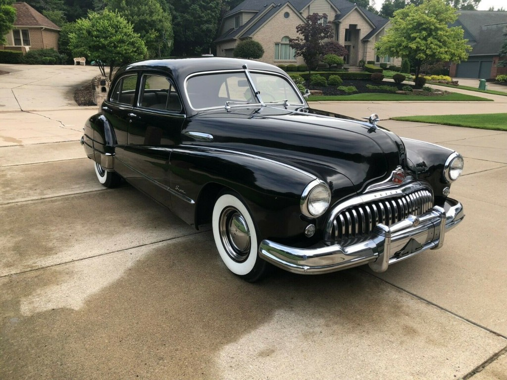 1948 Buick Super for sale