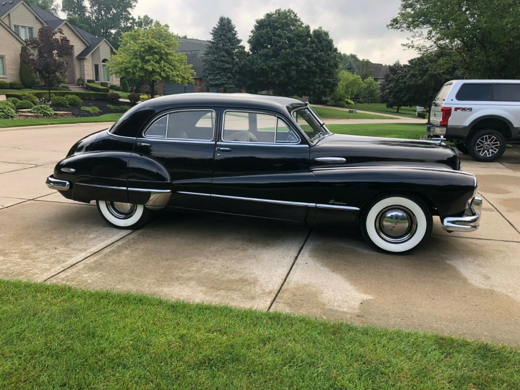 1948 Buick Super for sale 1