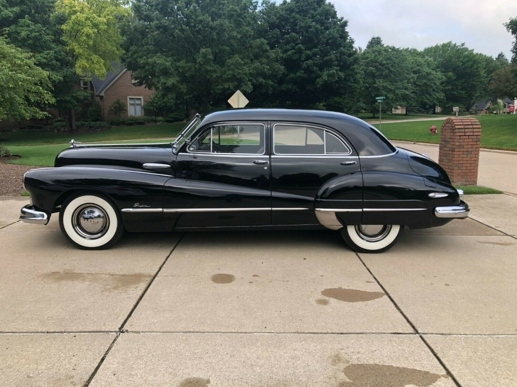 1948 Buick Super for sale 2
