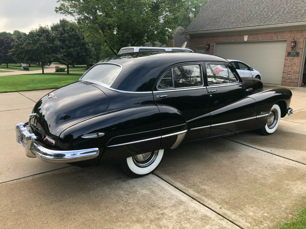 1948 Buick Super for sale 3