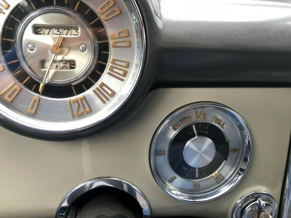 1948 Buick Super for sale gauges