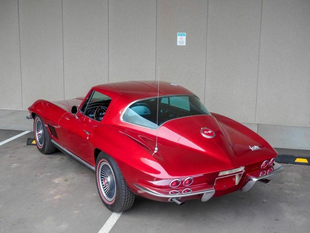 1967 chevrolet corvette for sale 1