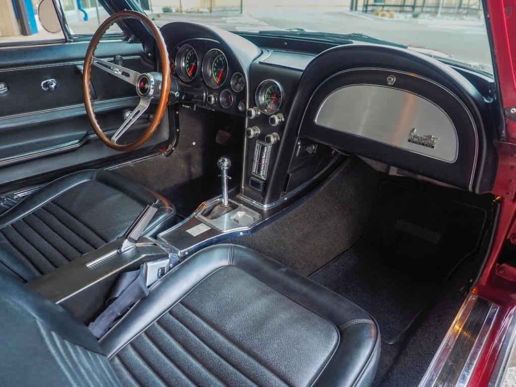 1967 chevrolet corvette for sale 8