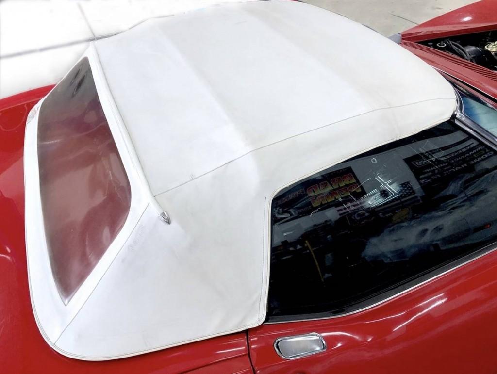 1968 Chevrolet Corvette convertible for sale 4