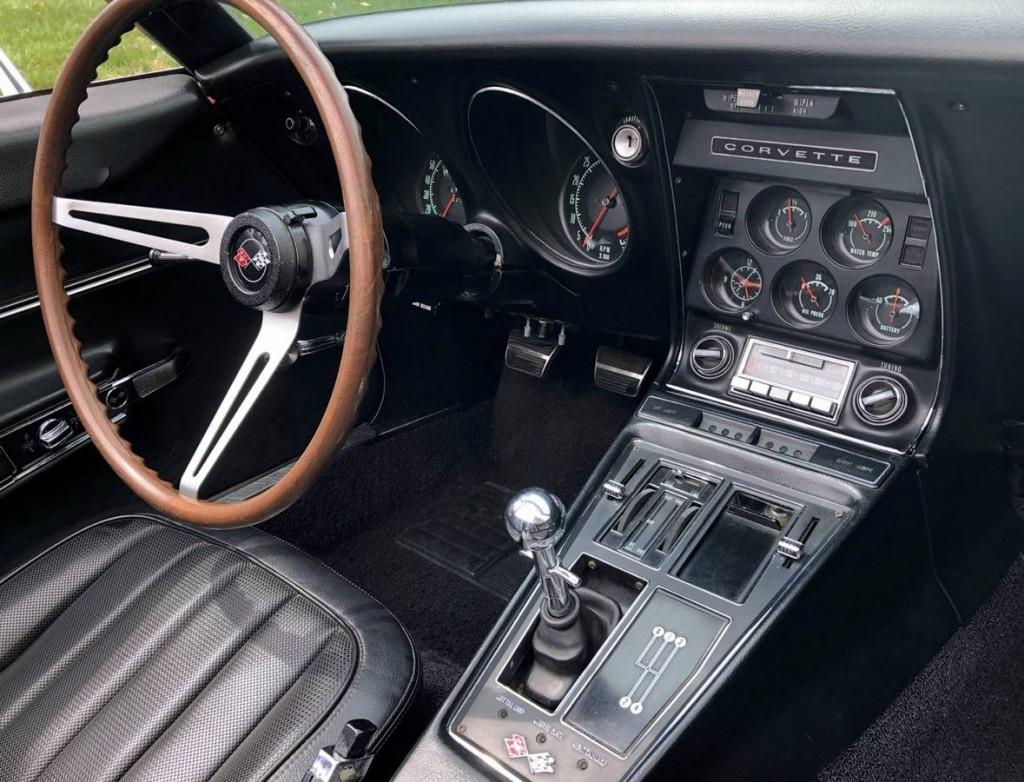 1968 Chevrolet Corvette convertible for sale 5