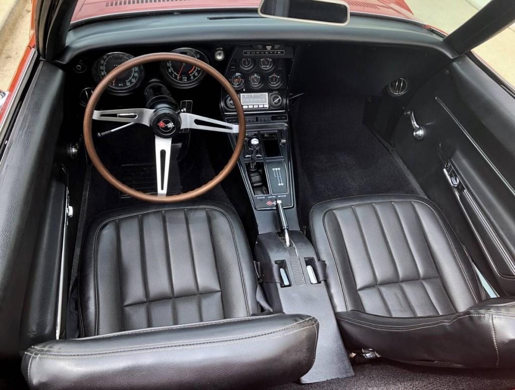 1968 Chevrolet Corvette convertible for sale 6