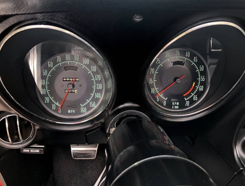1968 Chevrolet Corvette convertible for sale 7