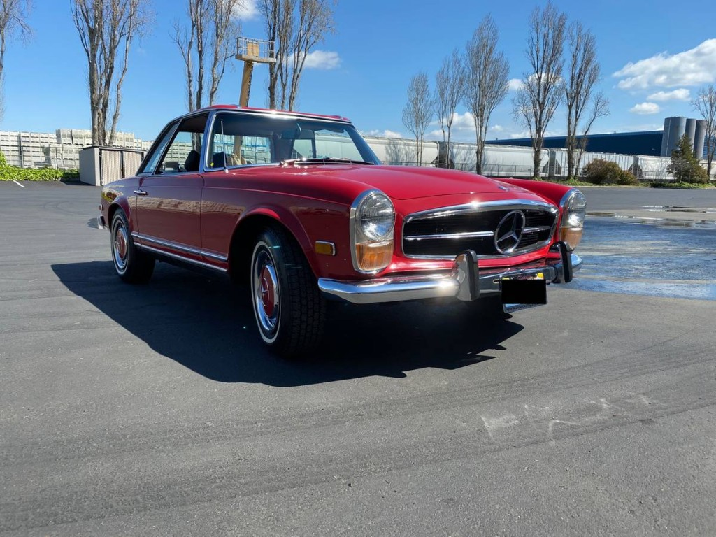 1970 mercedes benz 280sl for sale 1