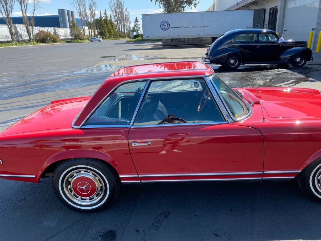 1970 mercedes benz 280sl for sale 5