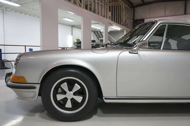1972 Porsche 911s for sale side