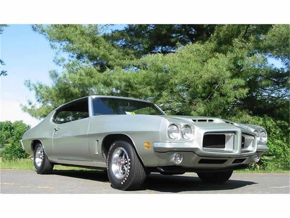 1972 pontiac gto for sale 2