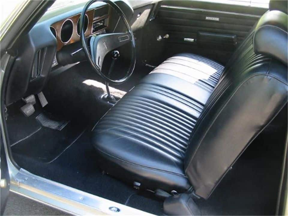 1972 pontiac gto for sale 3