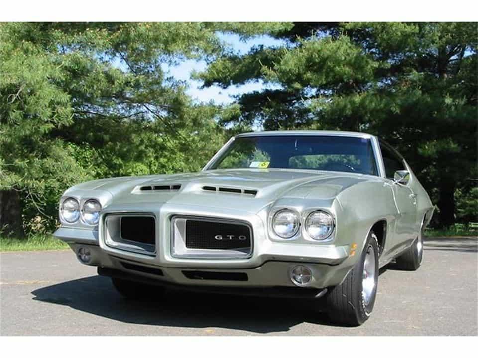 1972 pontiac gto for sale 4