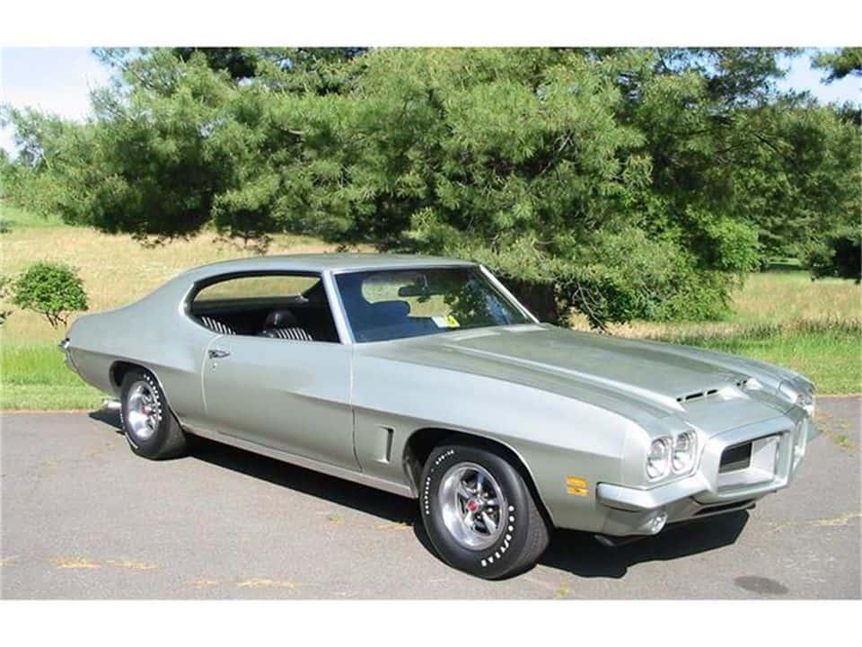 1972 pontiac gto for sale 6