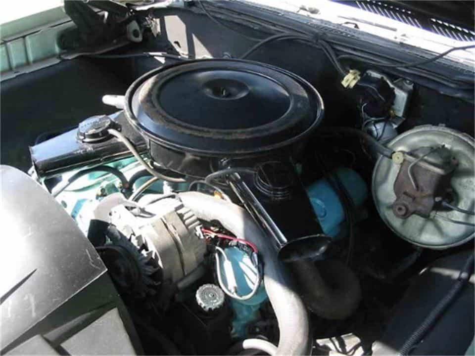 1972 pontiac gto for sale engine