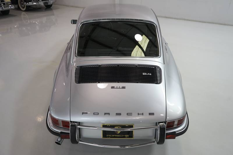 1972 Porsche 911s for sale rear