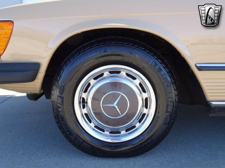 1977 mercedes benz 450sl for sale classic