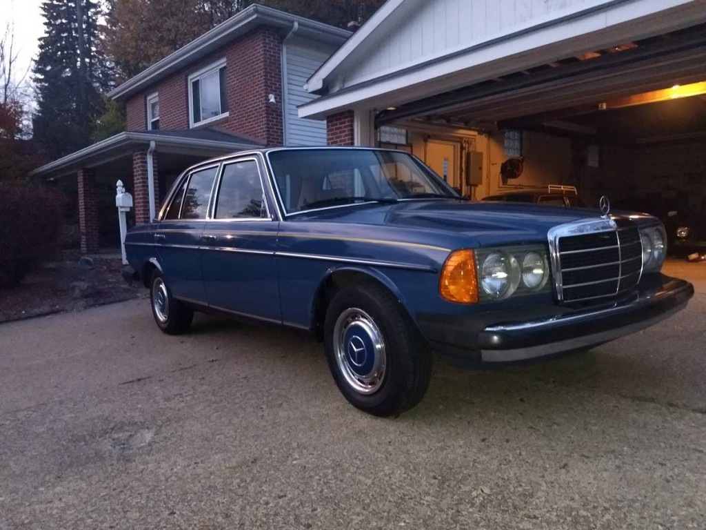 1980 Mercedes Benz 240D for sale 1