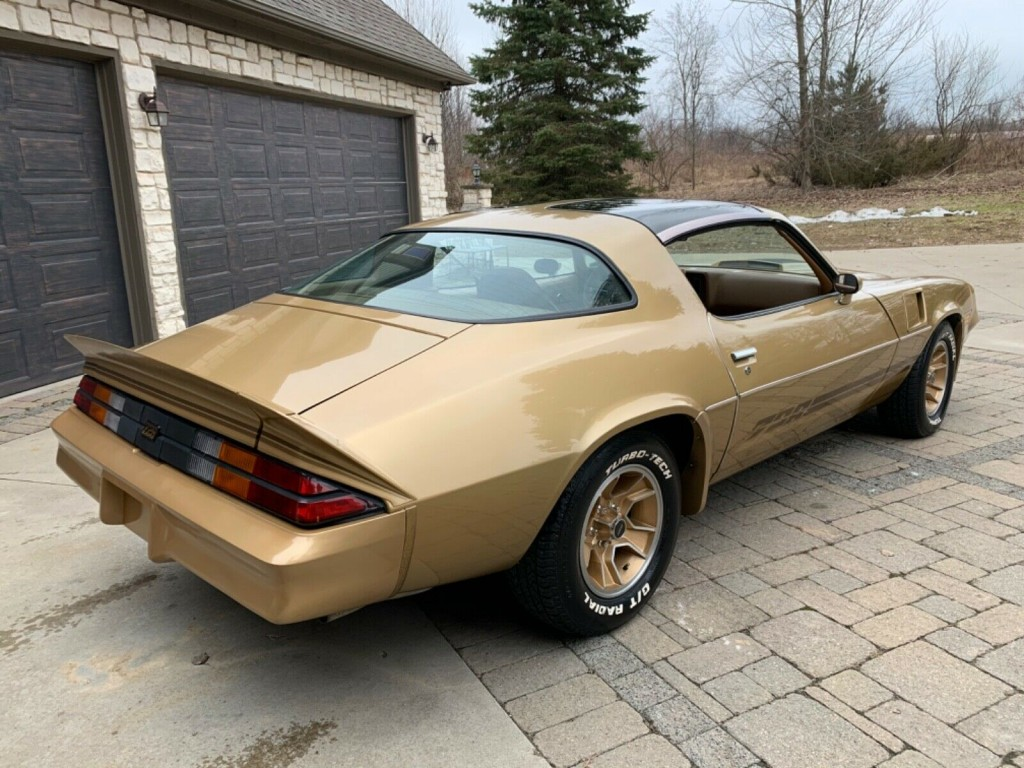 1980 Chevrolet camaro z28 for sale