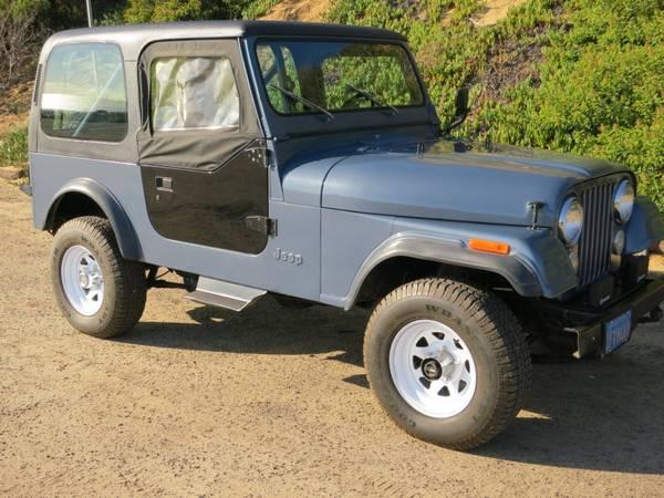1982 jeep cj7 for sale 3