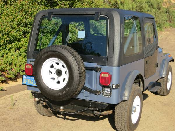 1982 jeep cj7 for sale 4