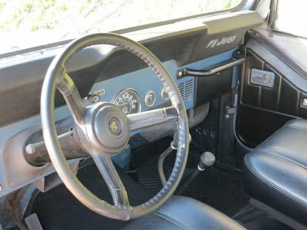 1982 jeep cj7 for sale 5