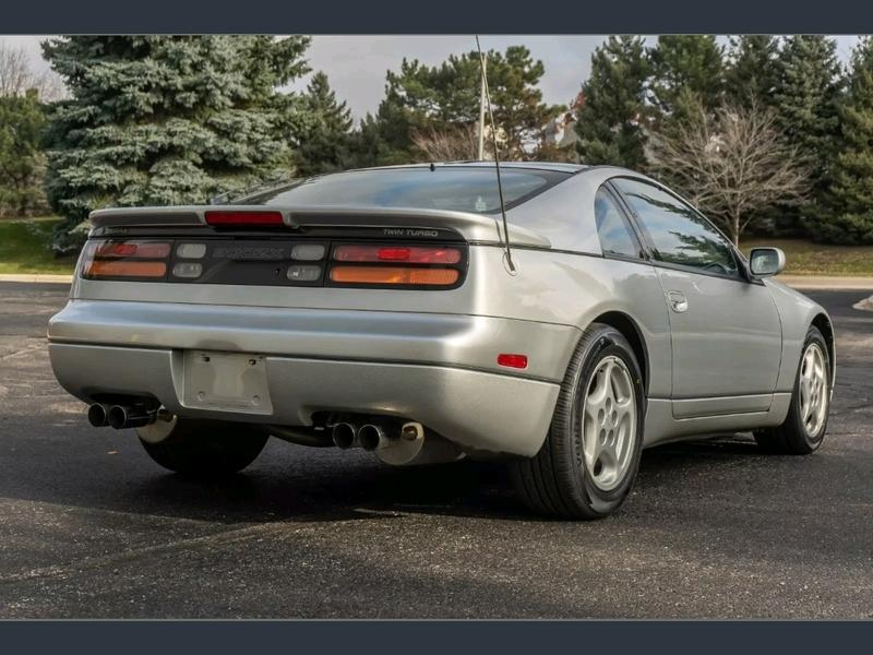 1990 Nissan 300ZX Twin Turbo for sale 1