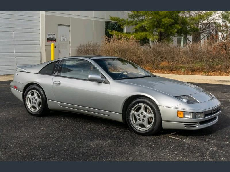 1990 Nissan 300ZX Twin Turbo for sale 2
