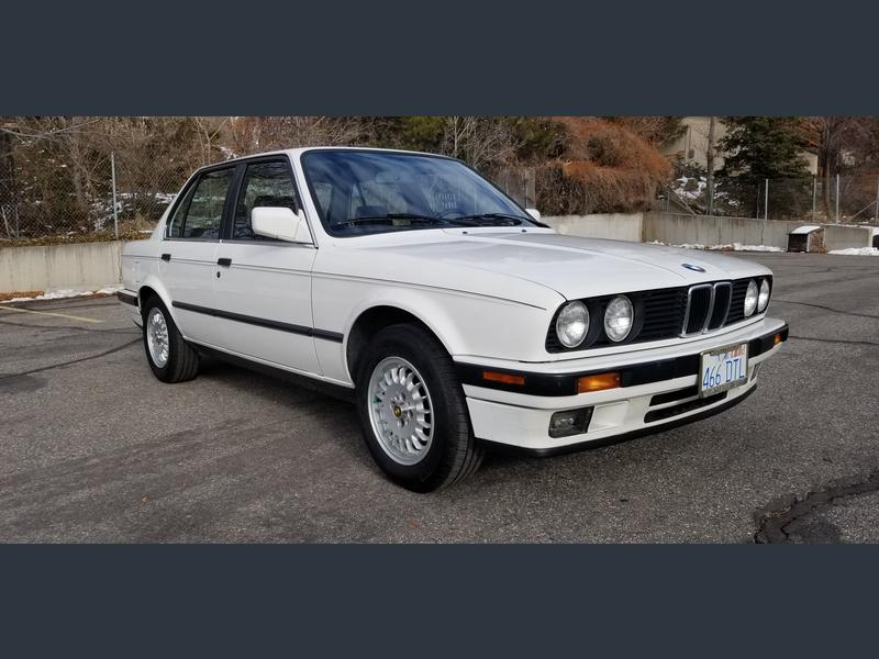 1990 bmw 325i e30 for sale main