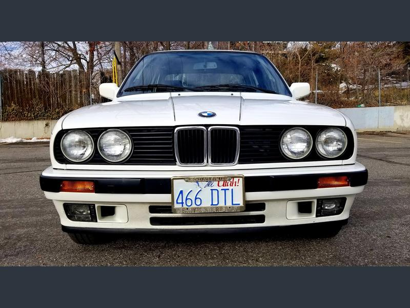 1990 bmw 325i e30 for sale
