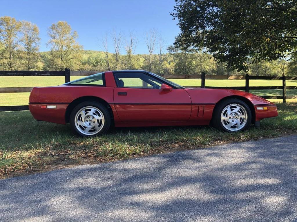 1990 chevrolet corvette zr-1 for sale