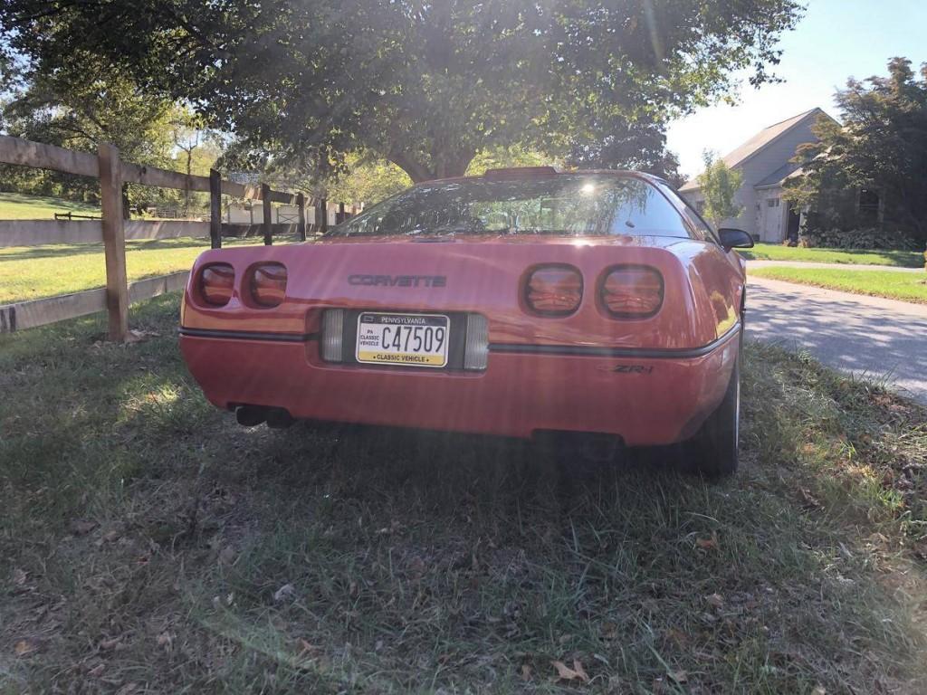 1990 corvette zr1 for sale zr-1 chevrolet