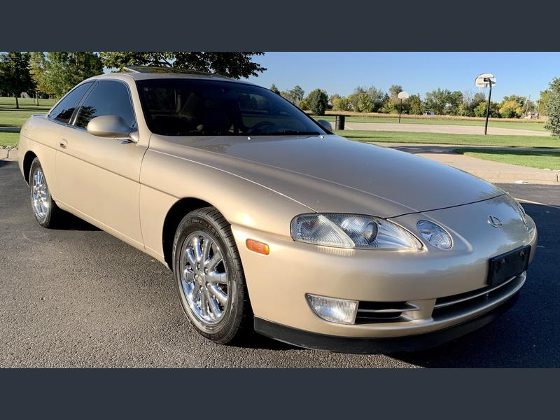 1994 lexus sc400 for sale 1