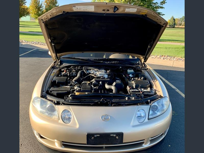 1994 lexus sc400 for sale 7