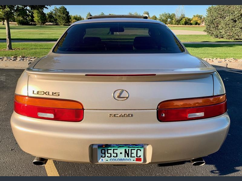 1994 lexus sc400 for sale 6