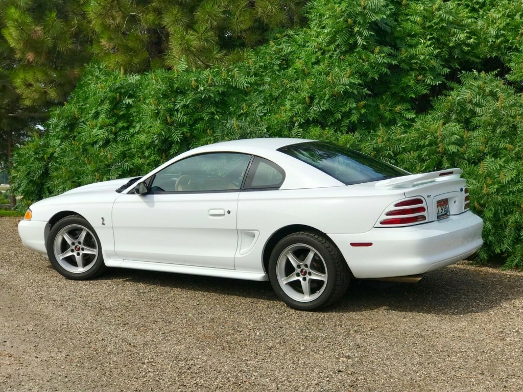 1995 Mustang Cobra R featured for sale 1