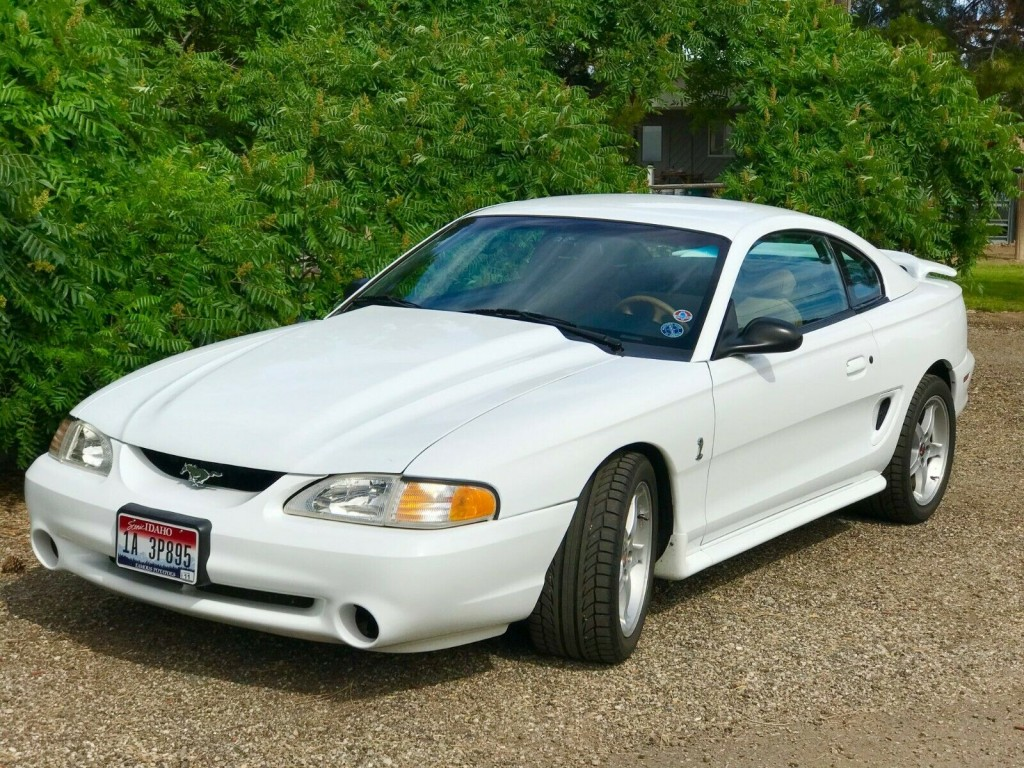 1995 ford Mustang Cobra R featured for sale main