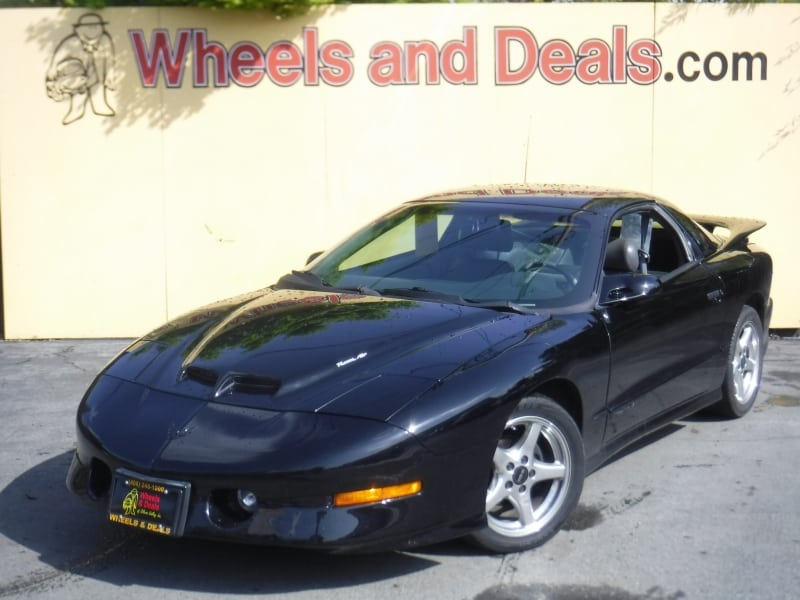 1997 Pontiac Trans Am WS6 for sale 1