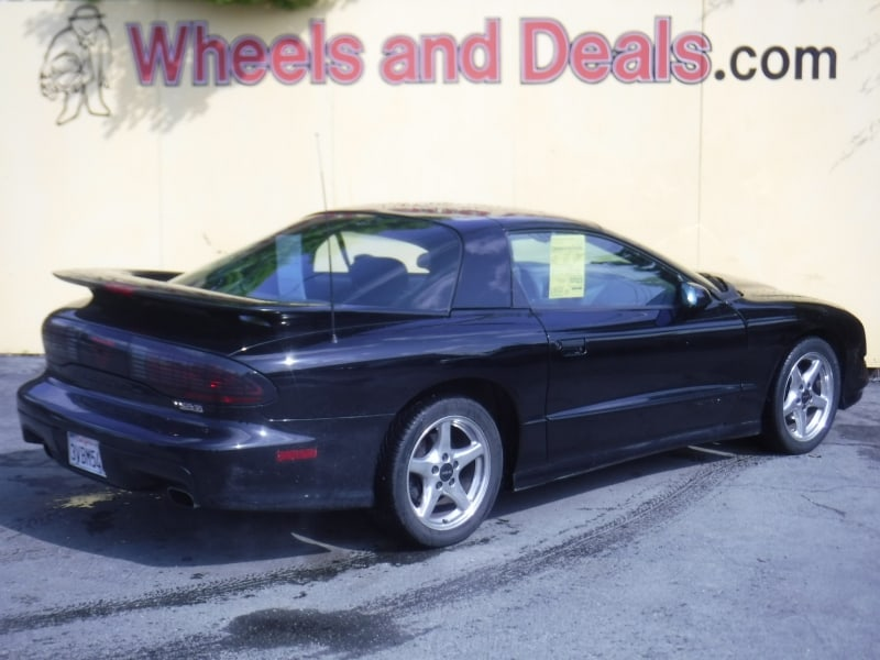 1997 Pontiac Trans Am WS6 for sale 2