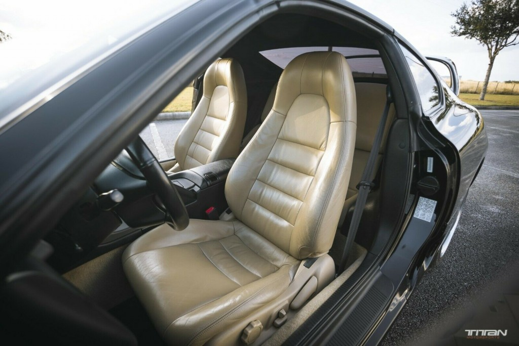 1997 toyota supra turbo for sale interior