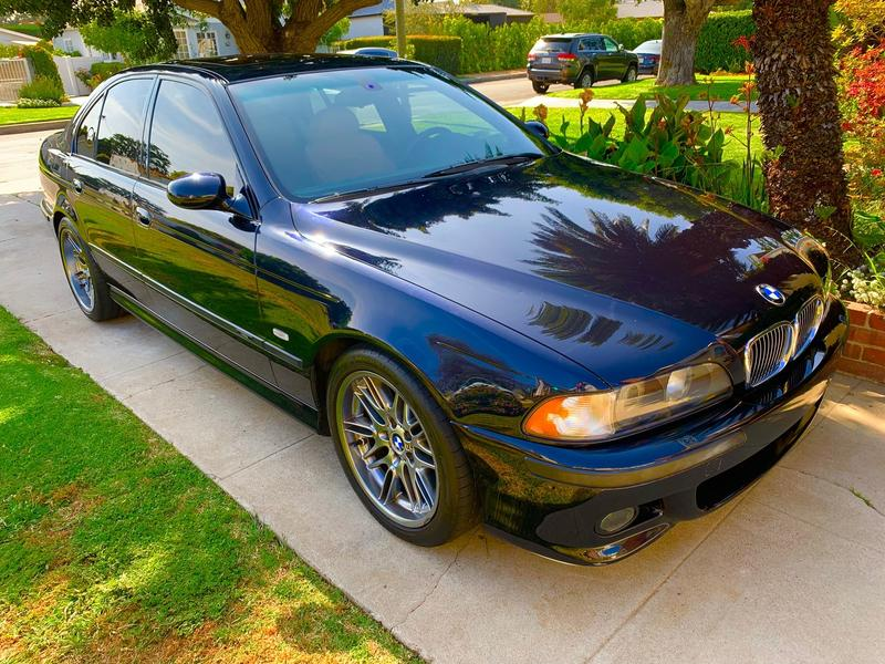 2000 bmw m5 E39 for sale front
