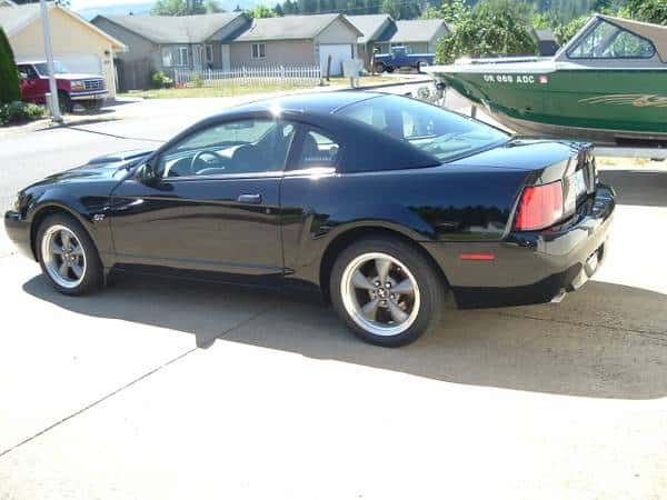 2001 ford mustang bullitt for sale 4