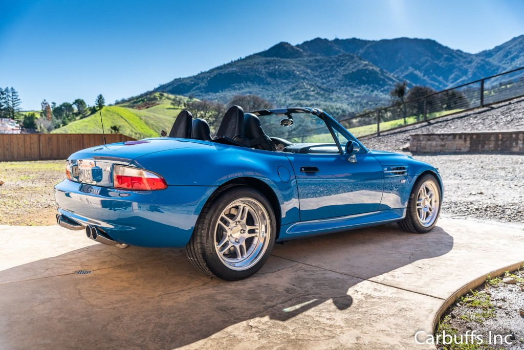 2001 bmw M roadster for sale 1