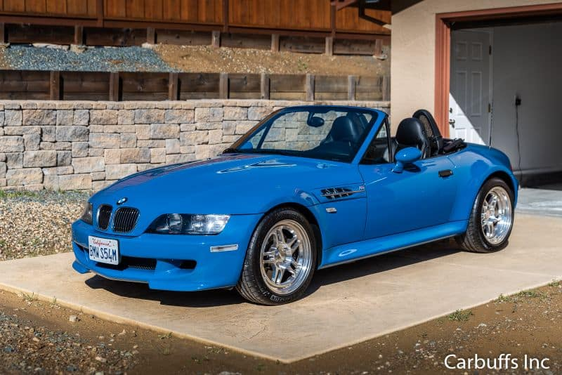 2001 bmw M roadster for sale 2